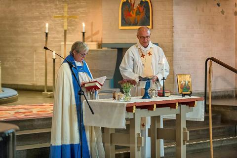 Visitation i Carl Johans pastorat