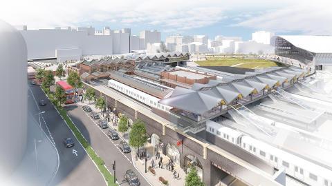Birmingham Moor Street Vision 1