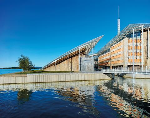 Astrup Fearnley Museum overview