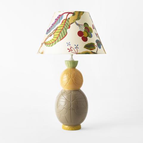 Lamp, Via Sallustiana