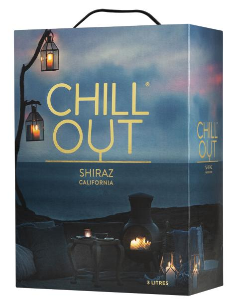 CHILL OUT Shiraz, Bag in box
