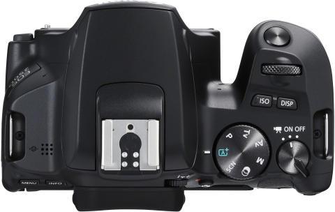 EOS 250D top