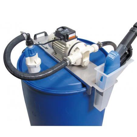 Adblue®-pump för fat minskar utsläpp av skadliga kväveoxider