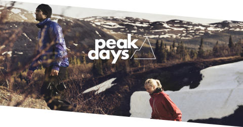 Idag drar Peak Days 2016 igång