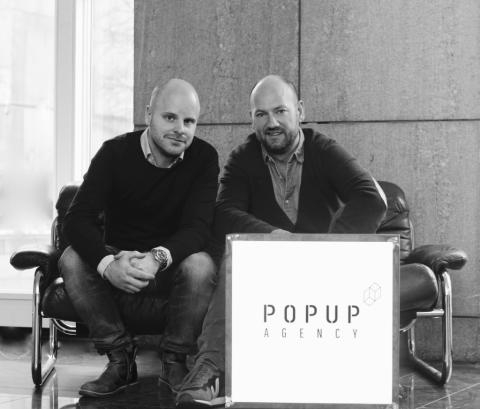 Founders of Popup Agency