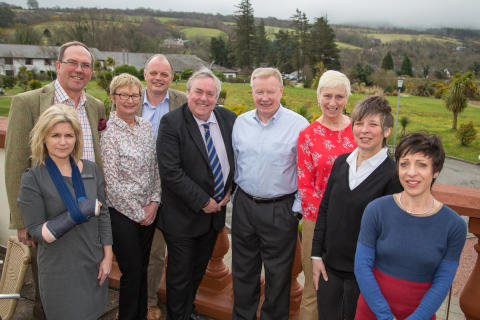 Tourism tour gets underway on Arran