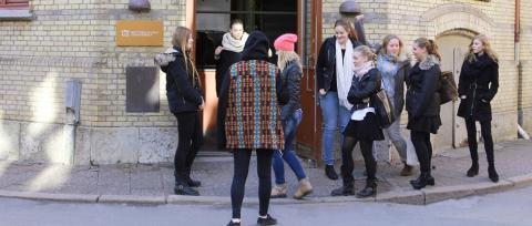 Rekordmånga vill gå på Drottning Blanka i Göteborg