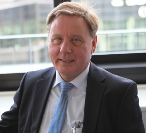 Gerald Lefold tiltræder som VP Freight Sales hos Scandlines