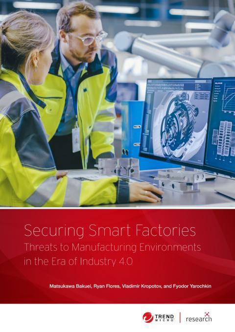 Securing Smart Factories - Industry 4.0