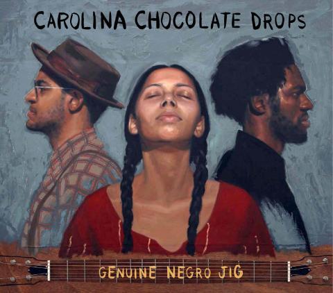 Carolina Chocolate Drops tar musiken vidare