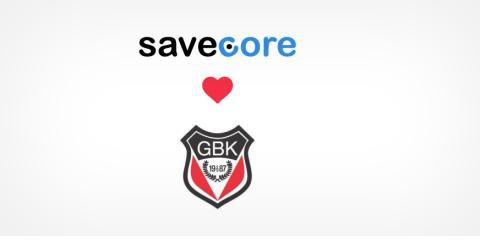 Savecore är huvudsponsor till Granlo BK i SSL säsongen 2014/2015