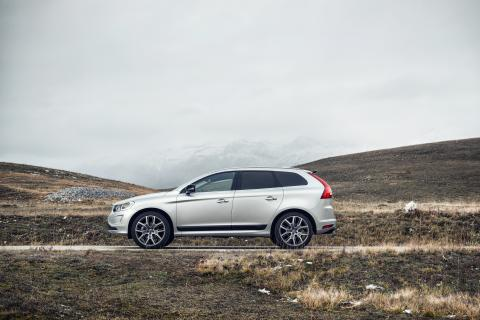 Volvo XC60 storsäljare i rekordstark september