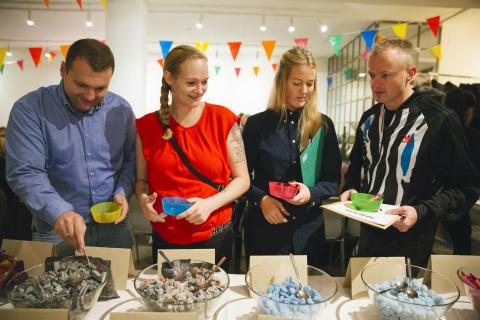Forbrugerindflydelse er den lige vej til succes: Cloetta holder årets topmøde for deres slikmunde