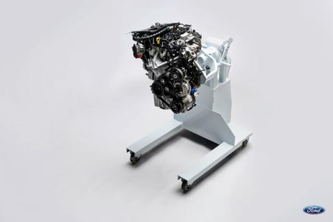 ECOBOOST 1.0 L. - INTERNATIONAL ENGINE OF THE YEAR 2014