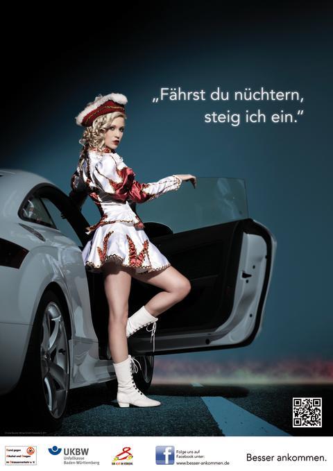 Achtung: Korrigierte Fassung Grenzen der Narrenfreiheit: Autofahren im Karneval