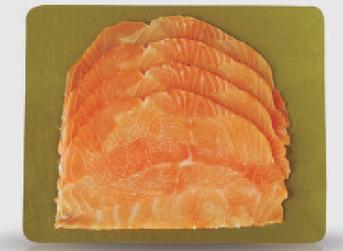 Smoked salmon market holds steady