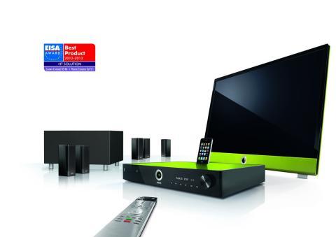 Europas bästa Home Entertainment System kommer från Loewe!