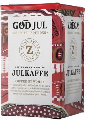 Zoégas julkaffe bidrar till en hållbar och god jul