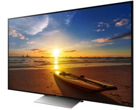 Bravia HDR-XD93 4K HDR -televisio
