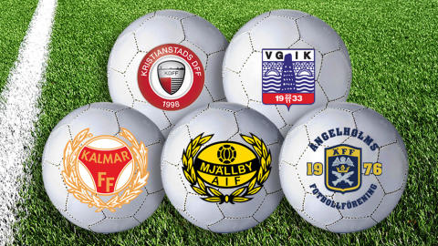 Ekbackeskolan inleder samarbete med allsvenska fotbollsklubbar