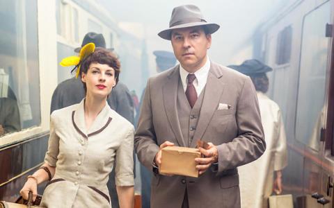 PRESSMEDDELANDE: Agatha Christies Partners in Crime premiärvisas på TV4 i kväll!