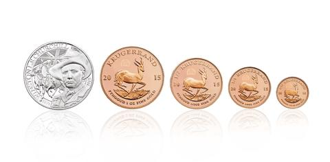 London Mint Office honours 50th Anniversary of Churchill's death with Launch of commemorative Krugerrand coin