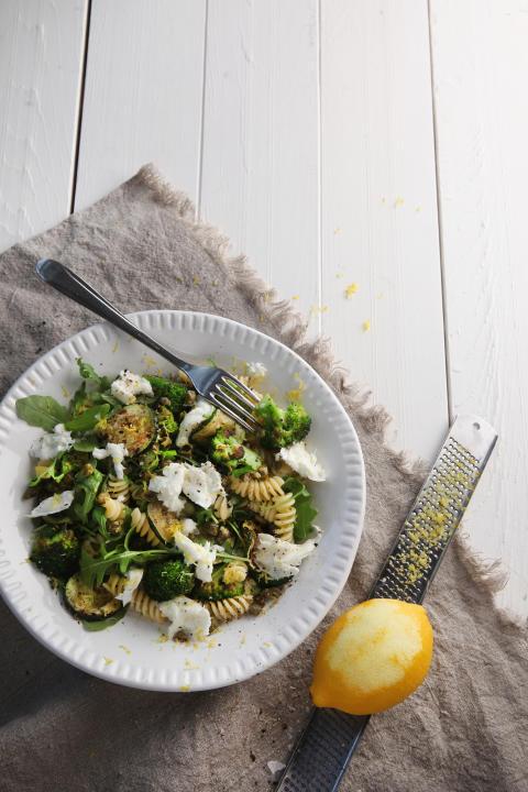 Smarta vegetariska recept från ViktVäktarna