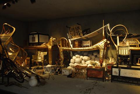 Inbjudan: pressvisning av Tutankhamun – graven och skatterna