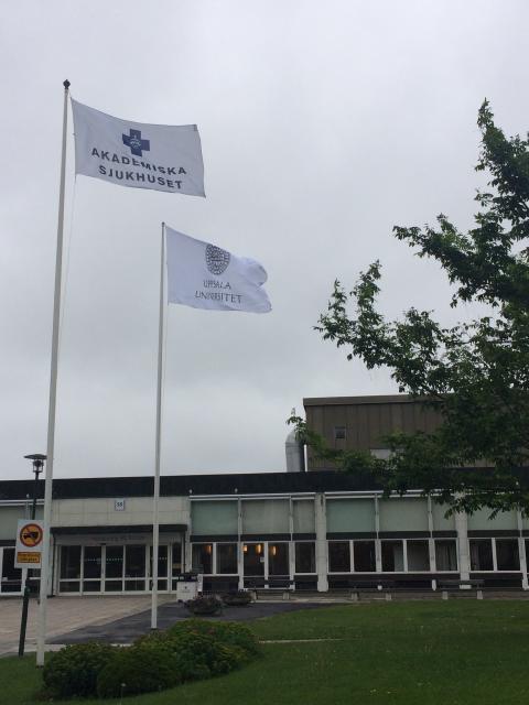 Medtech Science and Innovation invigs på Blå Korset, Akademiska sjukhuset