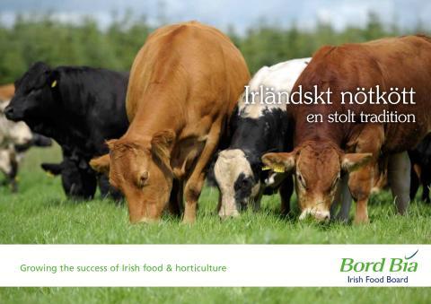 Bord Bia Beef - Lamb Booklet PDF