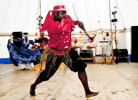 STORA TEATERN - Afrokubansk festival på Stora Teatern