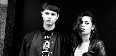 AlunaGeorge: Hypet og anerkendt britisk electropop-duo til VEGA
