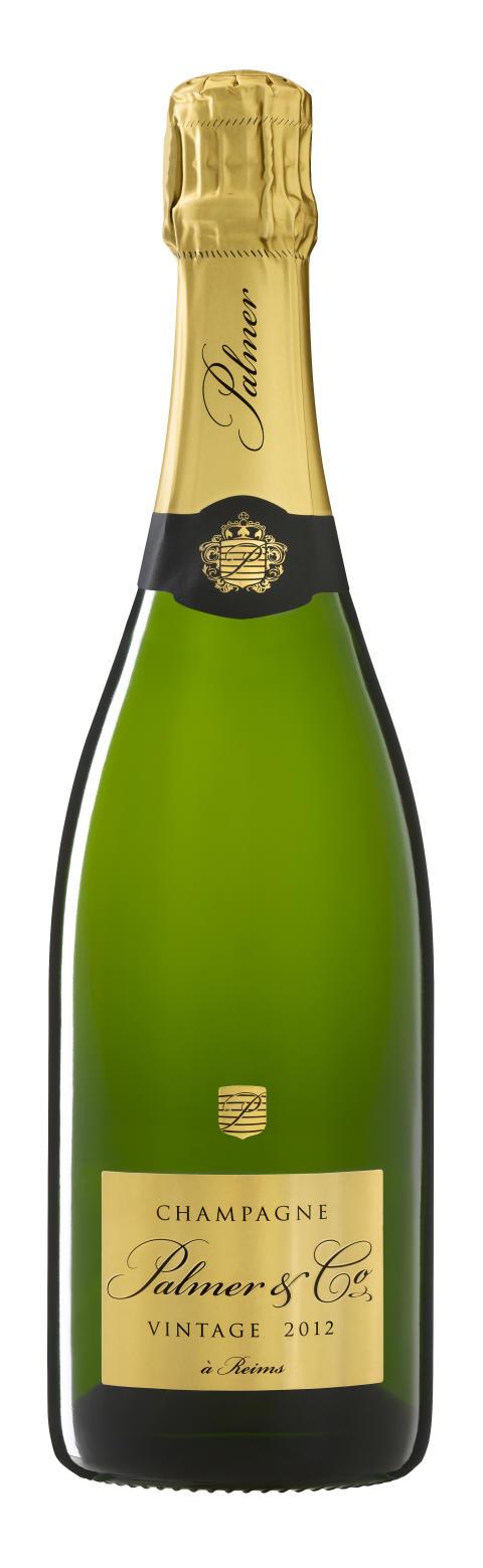 Palmer & Co Vintage Brut 2012, 369 kronor, nr 786701 (750 ml)