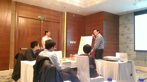 Tolpagorni holding Product management training in China