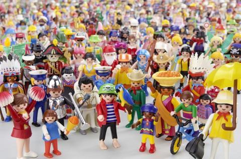 PLAYMOBIL ist Superbrand Germany - Auszeichnung als eine der besten Marken Deutschlands