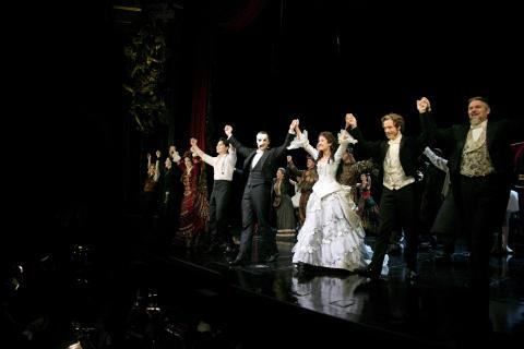Phantom of the opera 30 års jubilums