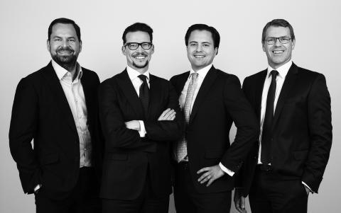 Fusion von MRH Group und TROWE Gruppe. Die Geschäftsführung