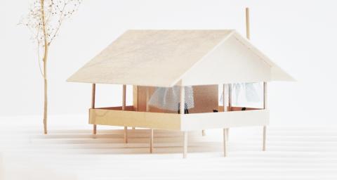 Tillsammans med Arrhov Frick Arkitektkontor skapar Sommarnöjen lugn på landet för den stora familjen.