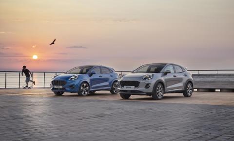 Täysin uuden Ford Puman hinnat on julkaistu