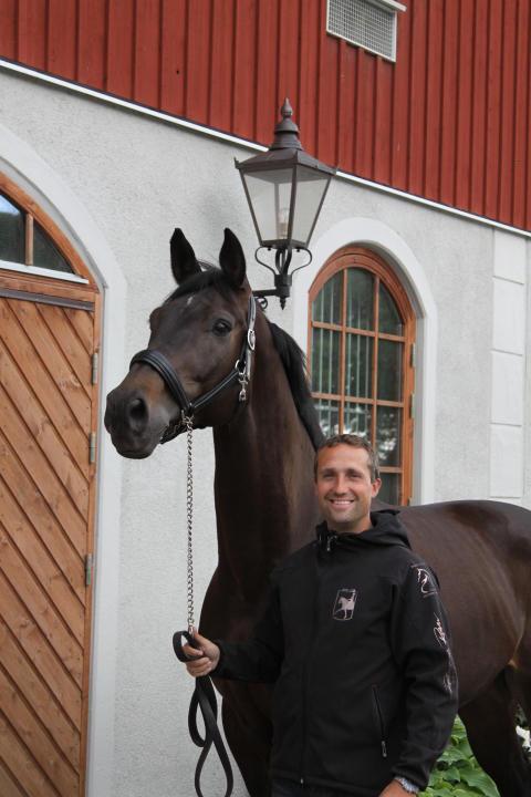 Ridsport - ny häst till landslagsryttare