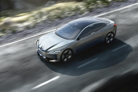 Storslipp av nyheter fra BMW Group på bilutstillingen i Frankfurt