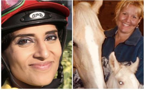 Emirati jockey who promised to drop charges against American mother & horse bite victim, lodges MORE cybercrime charges.