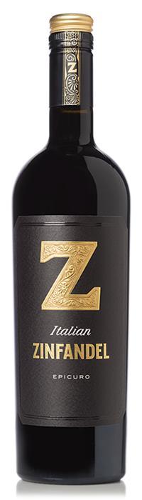 Epicuro Zinfandel har fått ny design!