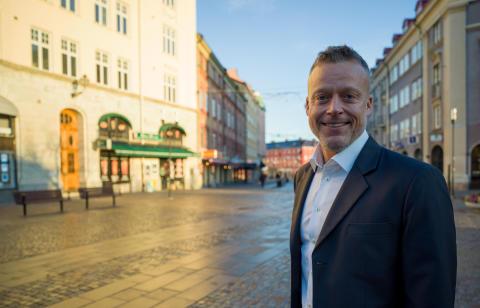 Sigma IT Consulting öppnar kontor i Södertälje med Niklas Hoffström som kontorschef
