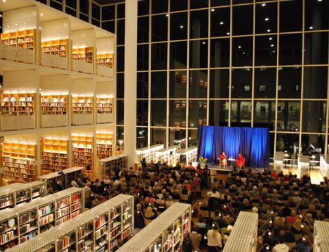 Stadsbiblioteket i Malmö 2010 – ett år av utveckling och förnyelse