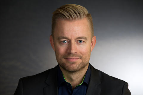 Glenn Manson, salgsdirektør