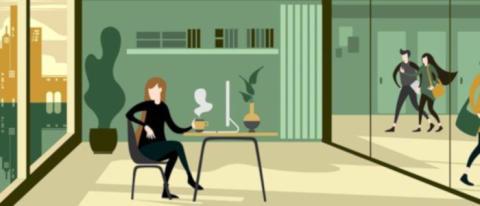 Fremtidens kontor: den fysiske udformning af fremtidens arbejdsplads