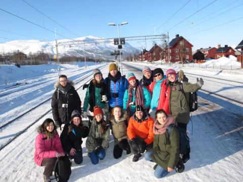 Science Outreach – nya sätt att presentera klimatforskning
