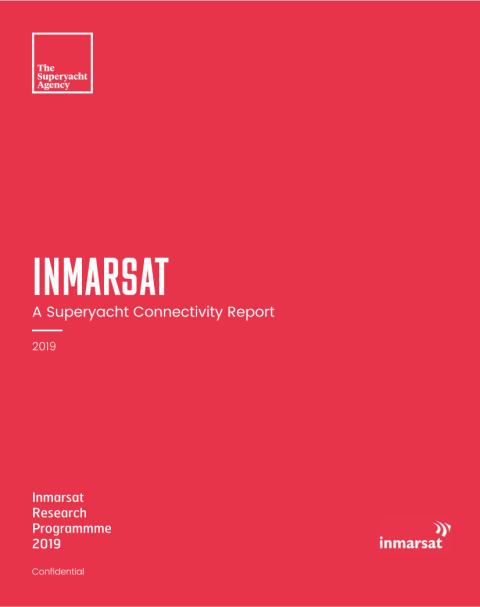 Image - Inmarsat - The 2019 Inmarsat Superyacht Connectivity Report has been launched