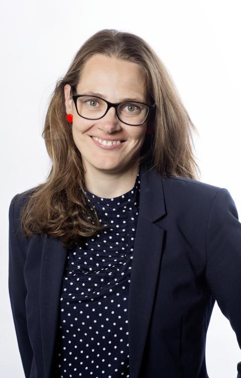 Frivilligchef for Hjerteforeningen Betina Egede Jensen